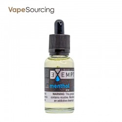 EXEMPT Nic Salt Menthol Ice 30ml