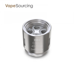 Eleaf HW4 Quad Cylinder 0.3ohm Coil Head (5pcs/pack)