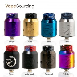 Hellvape ReBirth BF RDA 24mm Rebuildable Dripping Atomizer