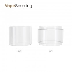 Hellvape MD RTA Replacement Glass Tube 2ml/4ml