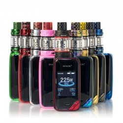 SMOK X-PRIV Kit 225W with TFV12 Prince Tank