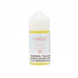Naked 100 Menthol Strawberry Pom E-juice 60ml