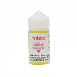 Naked 100 Fusion Strawberry E-juice 60ml