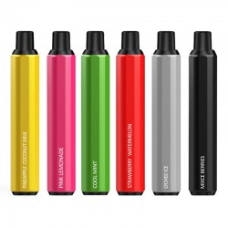 Hugo Vapor Supro Disposable Vape Kit 400mAh 500Puffs (1pc/pack)