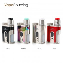 Eleaf Pico Squeeze 2 Kit With Coral 2 Atomizer 100W