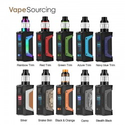GeekVape Aegis Legend Kit with Aero Mesh Tank 200W
