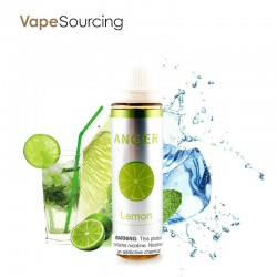 Anger Vapors Lemon E-Juice 60ml