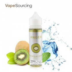 Anger Vapors Macaque Peach E-Juice 60ml
