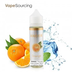 Anger Vapors Orange E-Juice 60ml