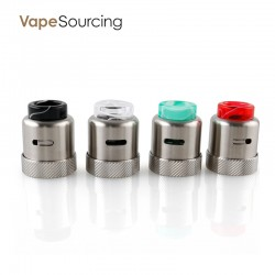 Eleaf Coral 2 RDA 24mm ( Black mouthpiece )