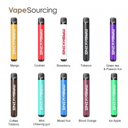 Maskking High Disposable Pod System Kit 360mAh (3pcs/pack)