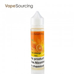 Vapesourcing Ice Orange E-Juice
