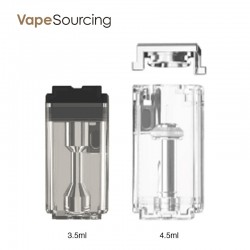 Joyetech Exceed Grip Pod Cartridge 3.5ml/4.5ml (5pcs/pack)