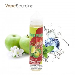 Marrow Vapors Sour Plum Jam E-Juice 60ml
