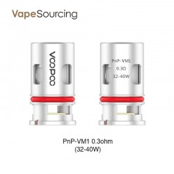 VOOPOO PnP-VM1 Replacement Coils (5pcs/pack)