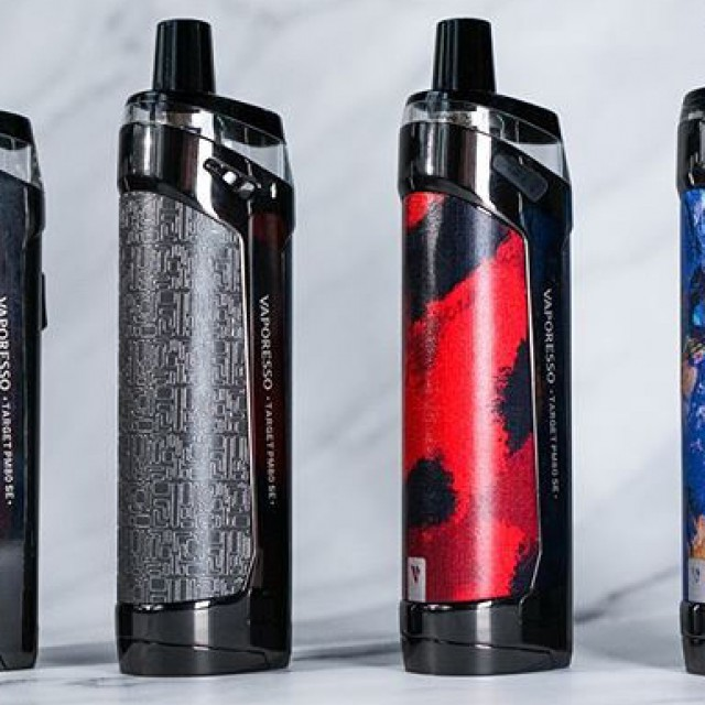 『Notice』Vaporesso Target PM80 SE Pod Mod Kit Giveaway Announcement