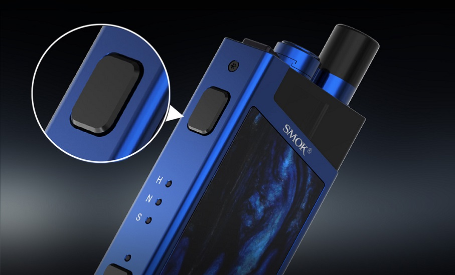 SMOK Trinity Alpha Kit Power Button
