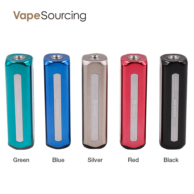 Joyetech EXCEED X Mod 1000mAh All Colors