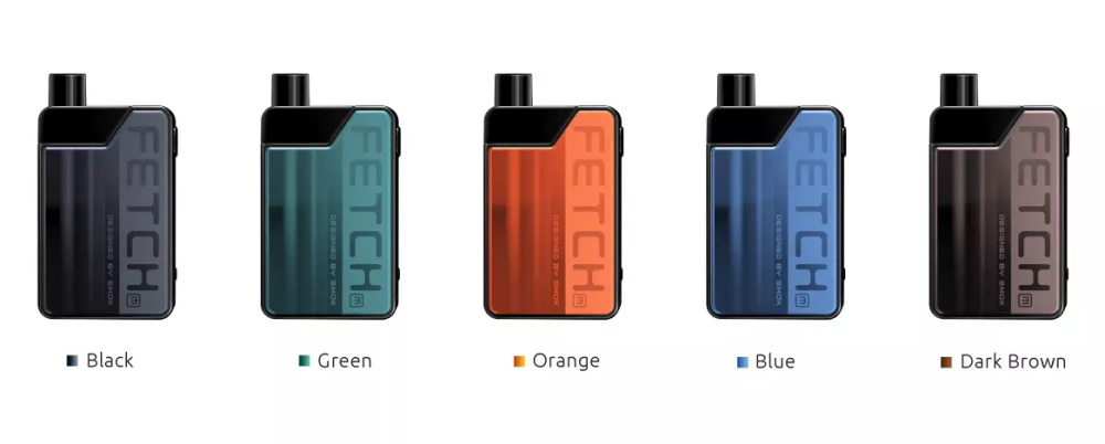 SMOK Fetch Mini Kit Colors