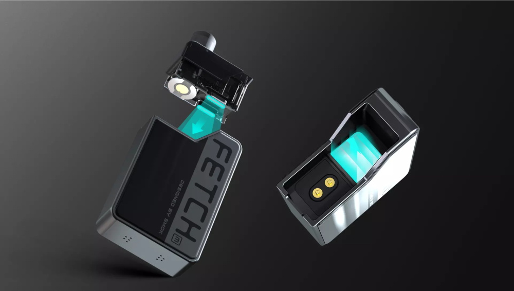 SMOK Fetch Mini Kit Magnet Makes Perfect Match