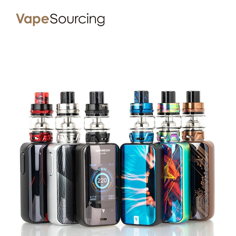 Vaporesso Luxe S Kit 220W with Touch Screen