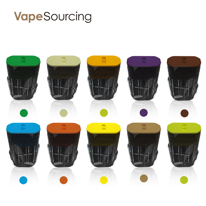 OVVIO Series X Replacement Pod Cartridge All Flavors