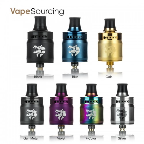 Geekvape Ammit MTL RDA Rebuildable Dripping Atomizer
