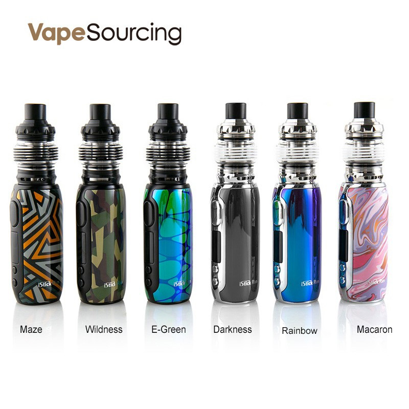 Eleaf iStick Rim Kit 80W with MELO 5 Atomizer 3000mAh