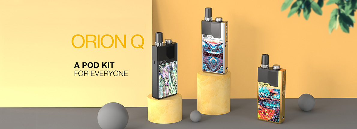 Lost Vape Orion Q Kit $23.79 Buy Now