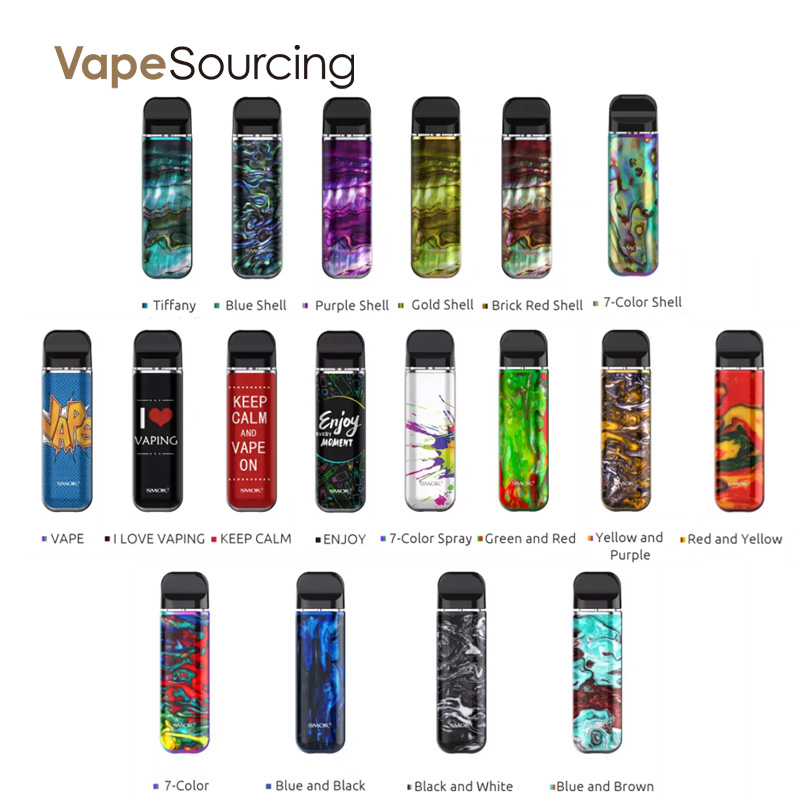 SMOK NOVO 2 kit all colors