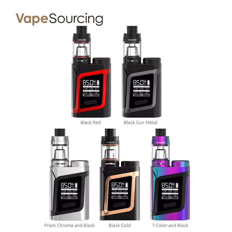 SMOK RHA85 Kit review