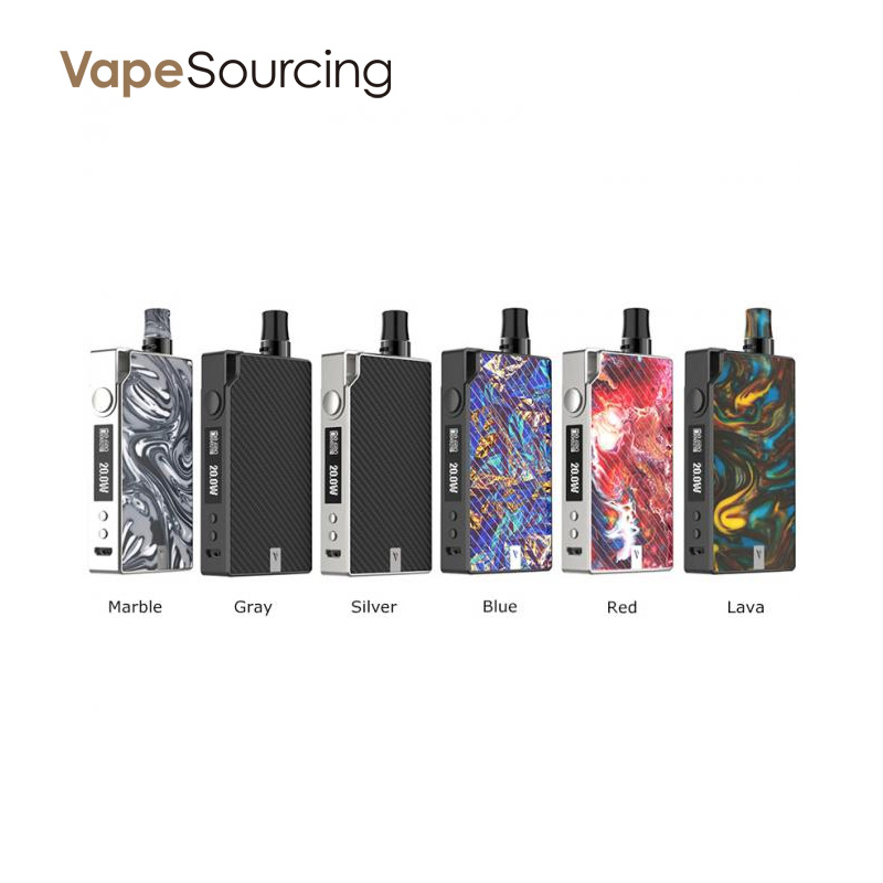 Vaporesso Degree Pod kit review