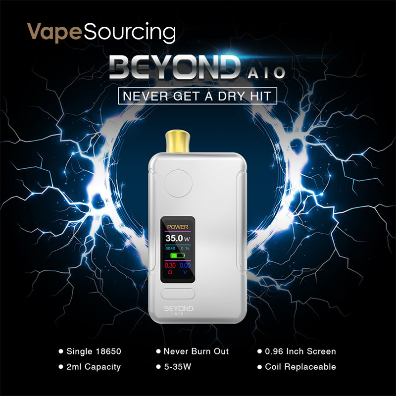 Wellon Beyond AIO Pod Kit