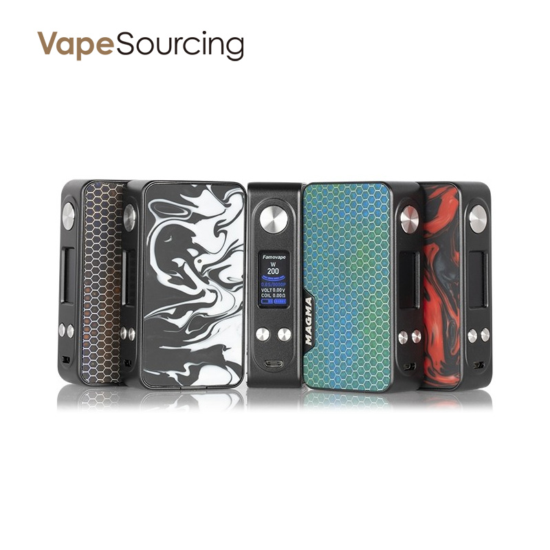 Famovape Magma Box Mod for sale
