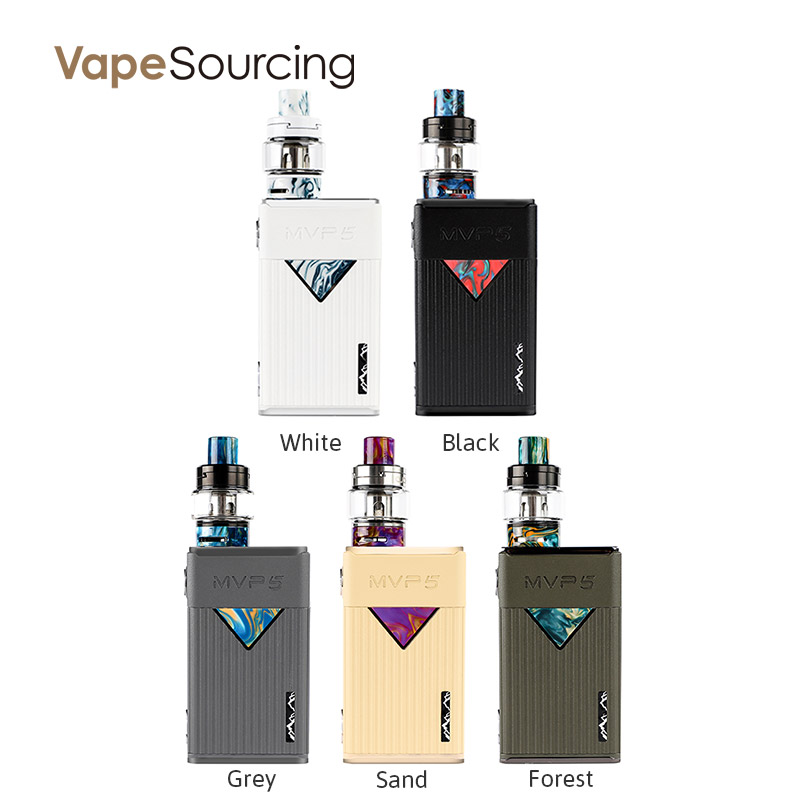 Innokin MVP5 AJAX Review: Excellent Additional Features