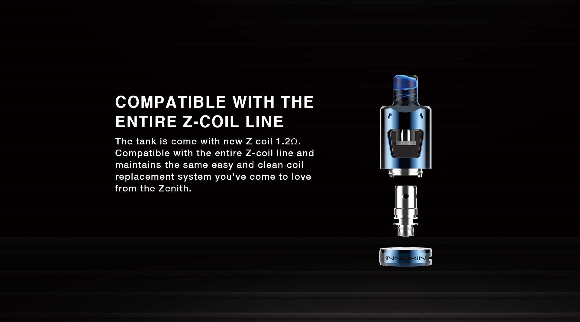 zlide tube kit compatible with the entire z coil line