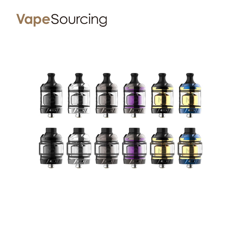 Hellvape MD RTA 4ml review