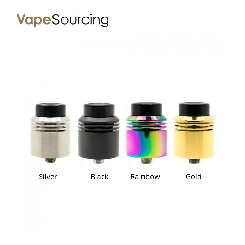 Asmodus x Thesis Barrage RDA 24mm Colors