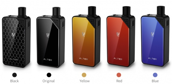 OBS Alter Pod kit full colors