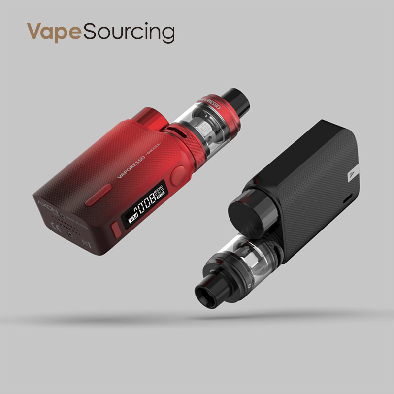 What's The Differences With Vaporesso Swag 2 And Vaporesso Swag?