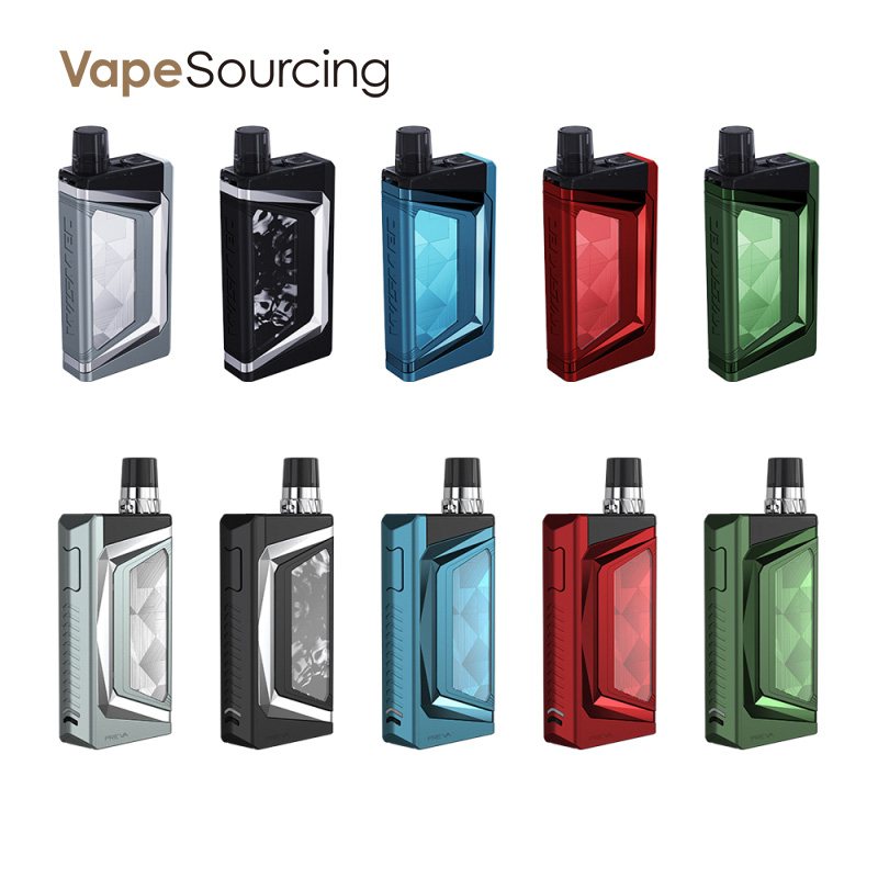 Wismec Preva Pod System Kit review
