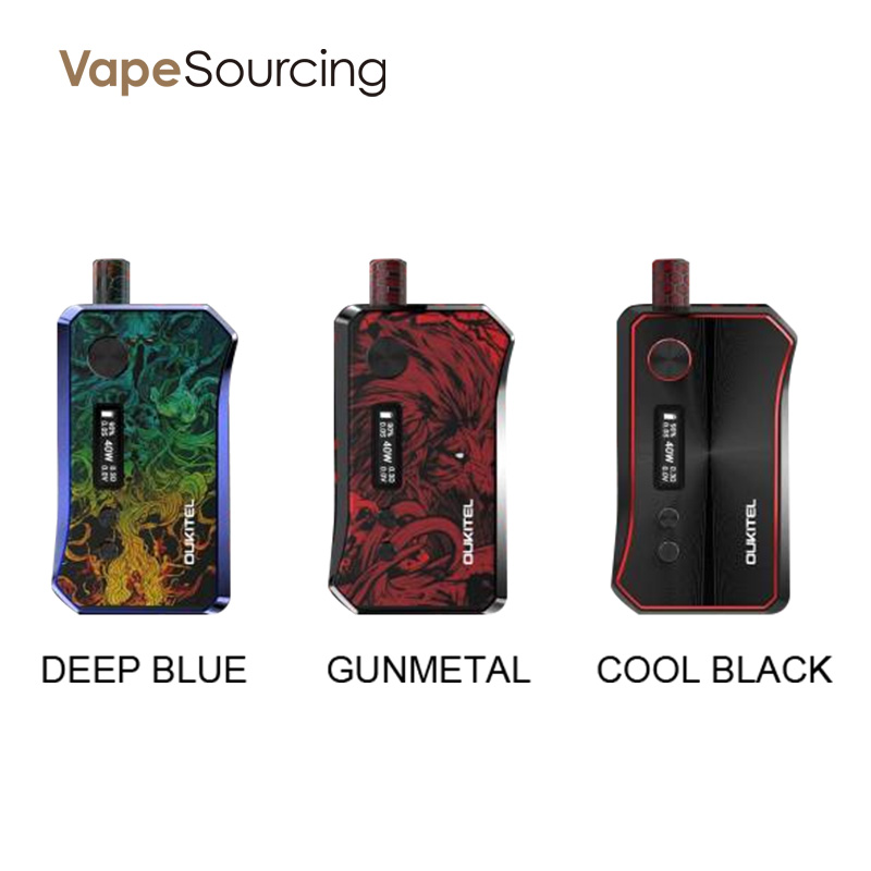 Oukitel Ravo Starter Kit 40W Colors