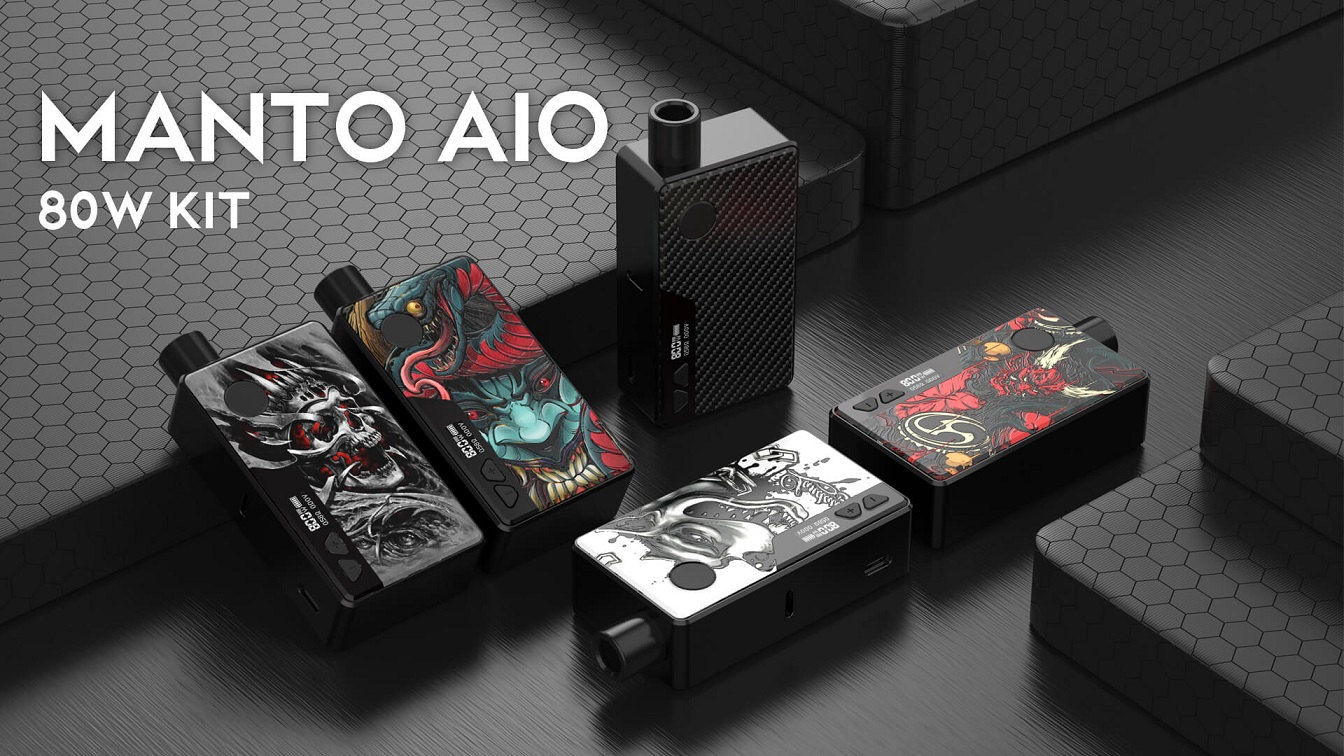 Manto AIO Kit 80W