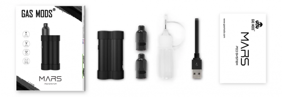 gas mods mars kit package
