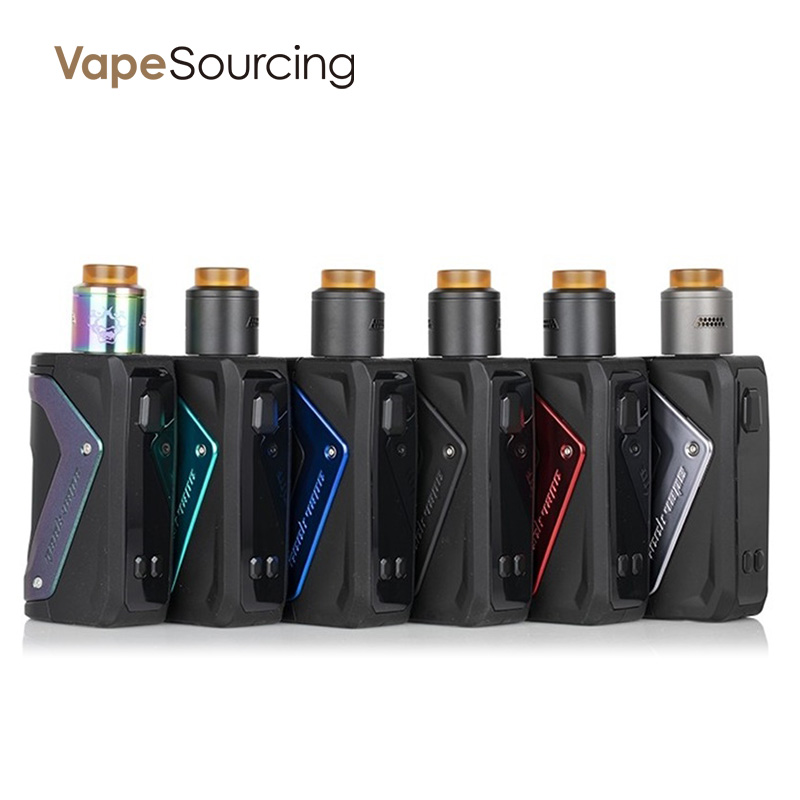 GeekVape Aegis Squonker Kit 100W All Colors
