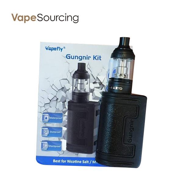 Vapefly Gungnir Starter kit review