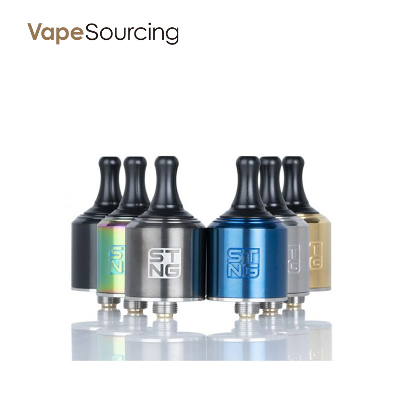 Wotofo STNG MTL RDA 22mm colors