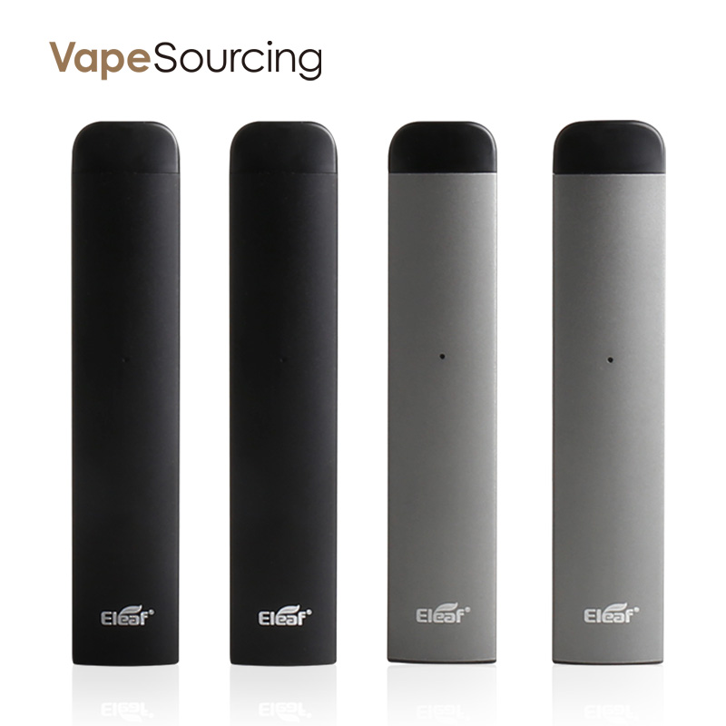 Eleaf iStick D Disposable Pod review