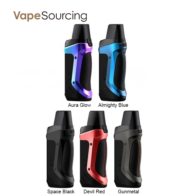 buy Geekvape Aegis Boost Pod Mod Kit