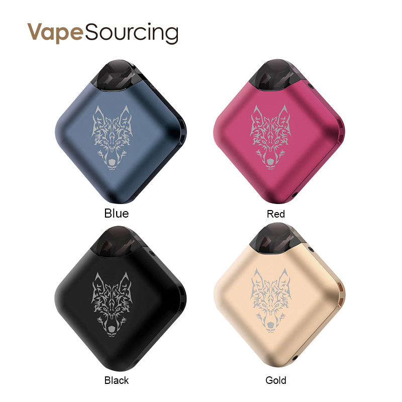 Snowwolf Efeng Pod System kit 700mAh Available Colors